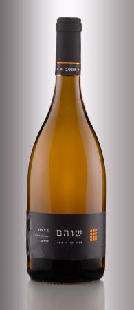 onyx: Onyx Chardonnay Shoham 2009