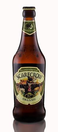 ale: Wychwood Scarecrow Organic Pale Ale Editorial