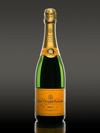 Champagne Veuve Clicquot Ponsardin Brut Editorial