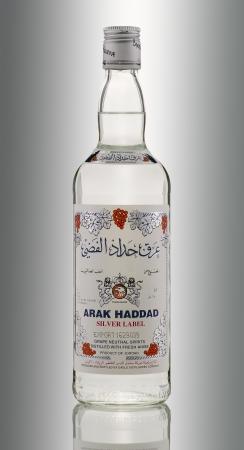 anis: Arak Haddad Silver Label