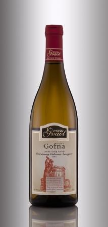 cabernet: Wine Gofna Chardonnay Cabernet Sauvignon 2011