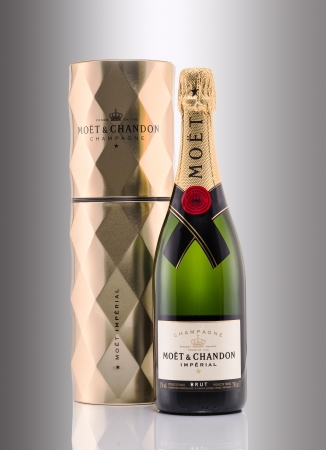 Moet and Chandon Brut Imperial with Chill Box