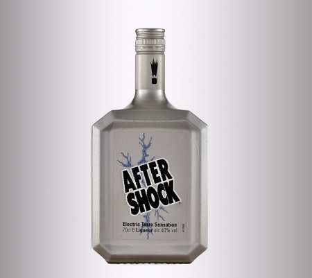 sensation: Aftershock Silver Electric Taste Sensation Liqueur