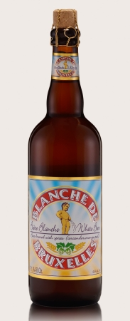 bruxelles: Blanche De Bruxelles Belgian white ale