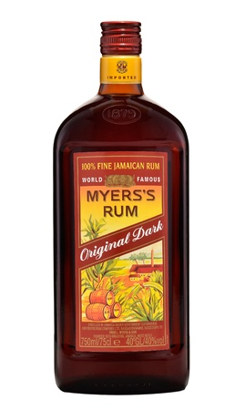 myers: Myers Dark Rum Editorial