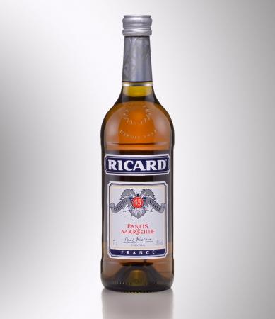 distilled: Ricard Pastis de Marseille