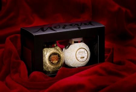 mozart: Mozart Chocolate Liqueur miniature set