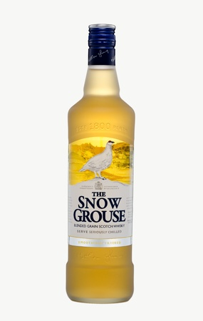 grouse: The Snow Grouse Blended Grain Scotch Whisky