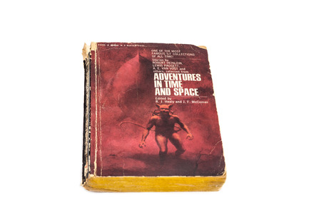 utilized: Adventures in time and space used paperback