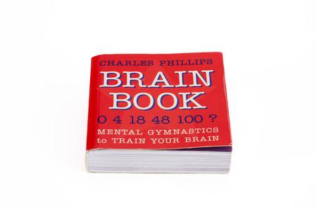 mental object: Charles Phillips cerebro libro en r�stica usado