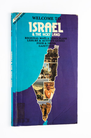 Paperback Israel and the Holy Land by Dymphna Byrne Collins