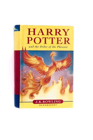 alfarero: Harry Potter y la Orden del Fénix Editorial