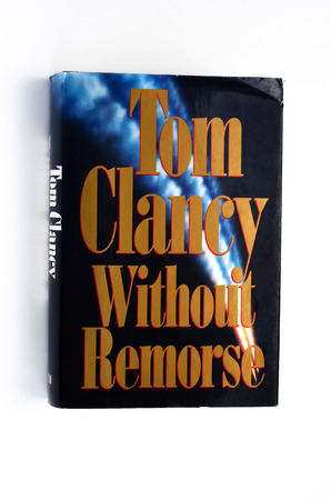 published: Without Remorse by Tom Clancy published in 1993