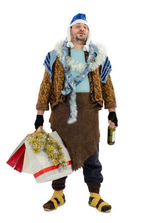 wino: Homeless Snow Maiden in Xmas sale