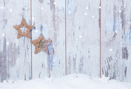 holiday backgrounds: Christmas decoration Holiday background Stock Photo