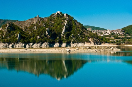 tora: Formerly called Castevecchio, now Castel di Tora