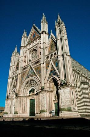 medioeval: Orvieto (Italy) Cathredral