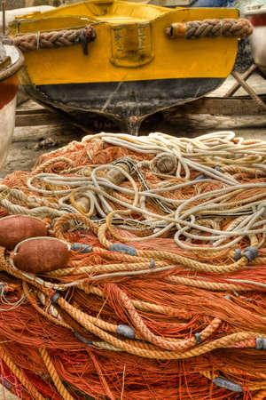 fishingnet: fishing-net : italian village Amalfi coast Conca dei Marini