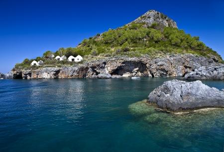 Dino island  Praia a mare Italy
