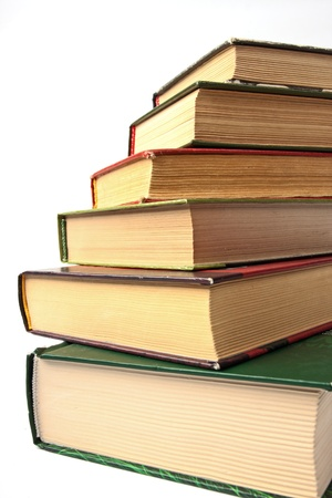 Stack of books Stock Photo - 11926915