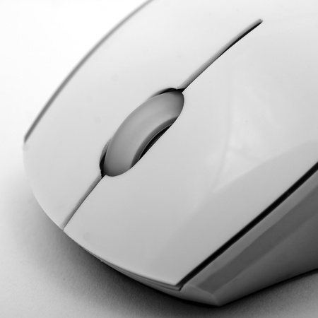 scrollwheel: Closeup of scrollwheel of computer mouse
