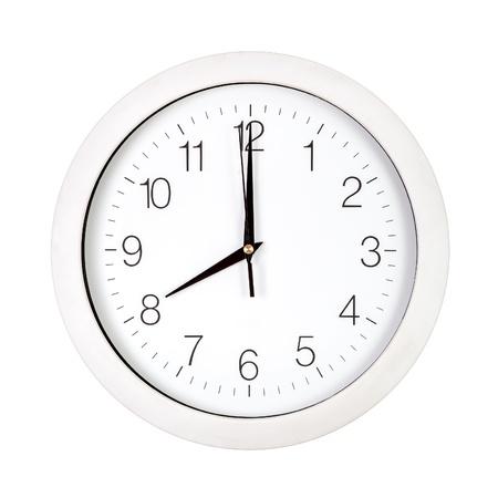 時計の文字盤 8 を表示
