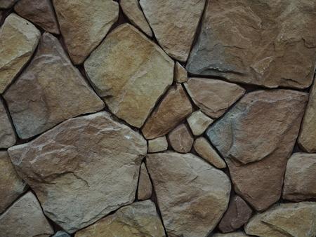pattern rock: background boulder home house pattern rock sandstone stone texture wall