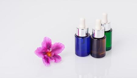 aromatický: Láhve aromatických silic