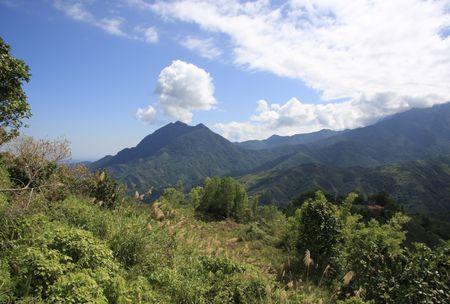 Mount Kinabalu in Sabah (Borneo) Stock Photo - 5896585