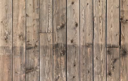 Alte Holzbrett Textur Hintergrund. Vorderansicht. Standard-Bild