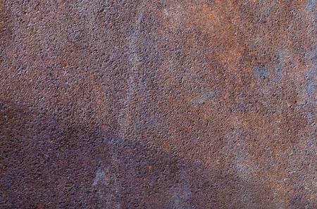granular: Old rusty rough metal texture. Abstract granular background.