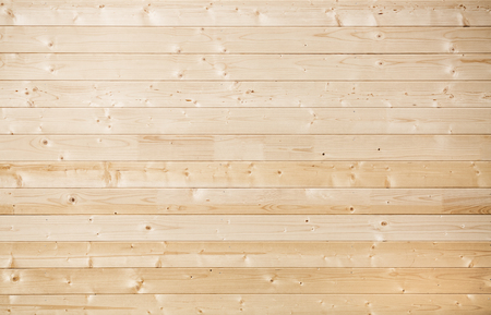 Light wood plank texture background. Front view. Stock Photo