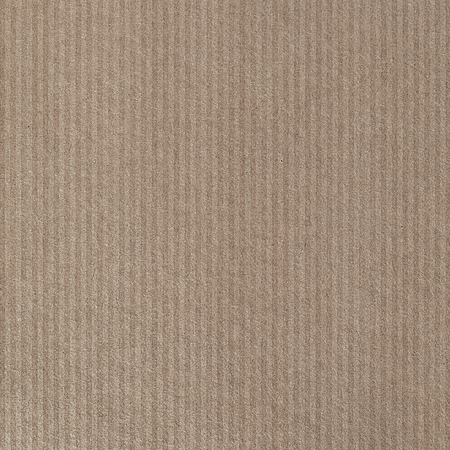 Vintage striped paper texture. Kraft Brown cardboard background. Top view. Flat lay.