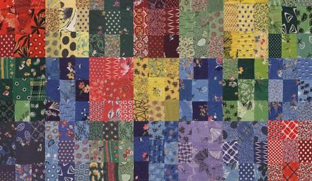 my handmade quilt pattern Stock Photo - 7483796