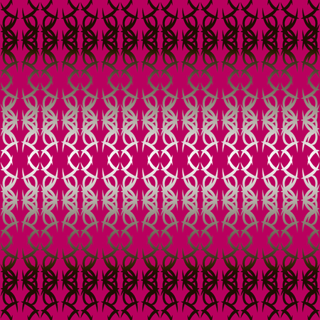Seamless burgundy red abstract geometric pattern wrapper for chocolates Suitable for wrappers for candies Vector illustration.