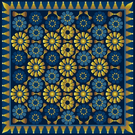 arabisch patroon: Arabisch patroon