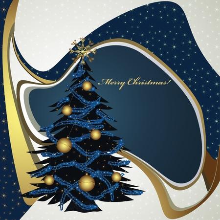Christmas tree Stock Vector - 11475247