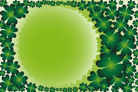 St Patrick s Day background Stock Vector - 15065787