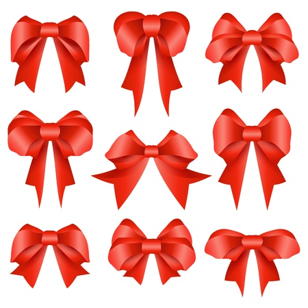 secret love: Red bow collection