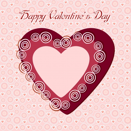 Heart Valentine s day Stock Vector - 17301212