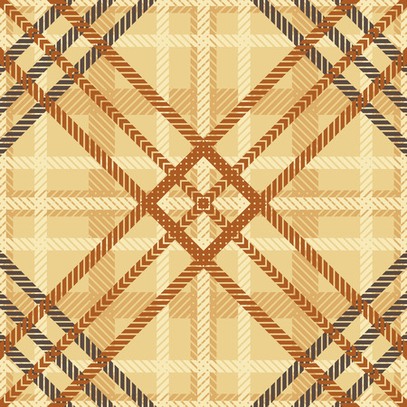 checked: Seamless geometric checked pattern Illustration