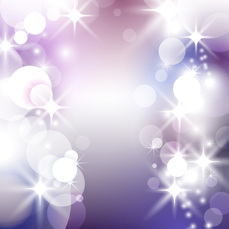 diffraction: Abstract background with glittering star and light diffraction