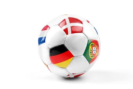 b ball: Group B Euro Cup 2012 ball