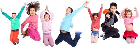 sports team: jump