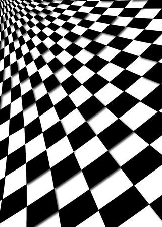 opt: Optical Illusion Opt Art Illustration Illustration