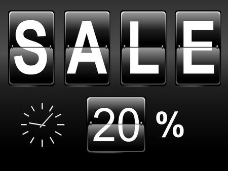 comerce: Information display, sale in shop