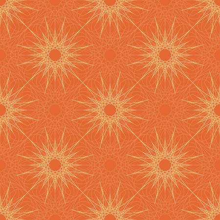 simless background with elegant snowflakes