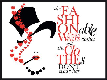 mujeres fashion: cita de la manera con la mujer de la manera
