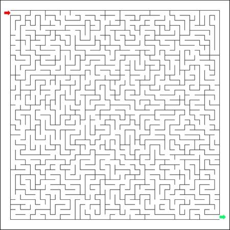 teaser: Labirinto difficile e dura, labirinto, Rompicapo, l'enigma