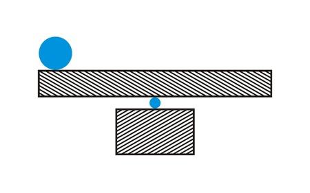 Optical illusion Stock Illustratie
